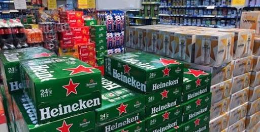 Bia, Nước Ngọt sản phẩm phân phối hiện nay