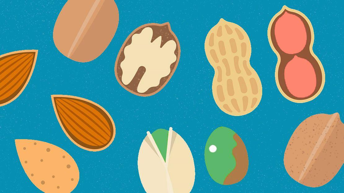 Các loại hạt tốt nhất cho bệnh tiểu đường: Quả óc chó, hạnh nhân, v.v