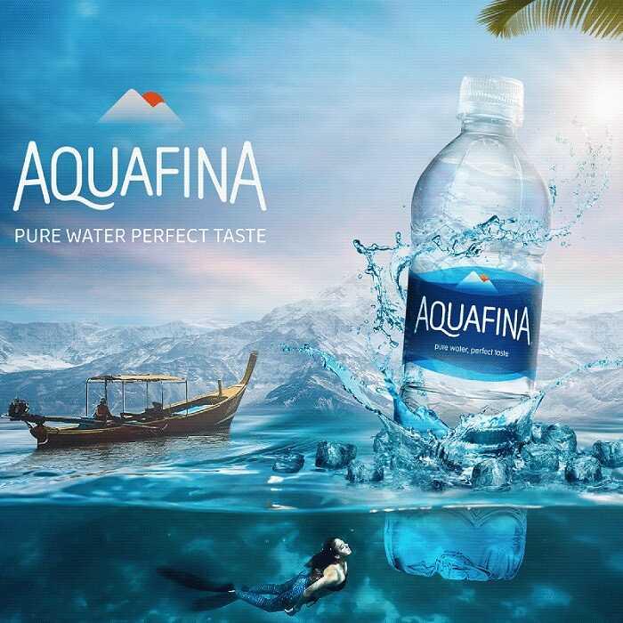Đại lý nước suối Aquafina, Nước uống Aquafina tốt nhất, giao nhanh 2h