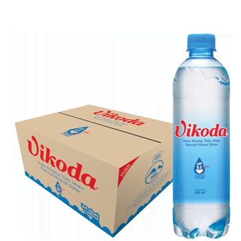 Nước suối Vikoda 500ml (24 chai/ Thùng), phục tận nơi nhanh
